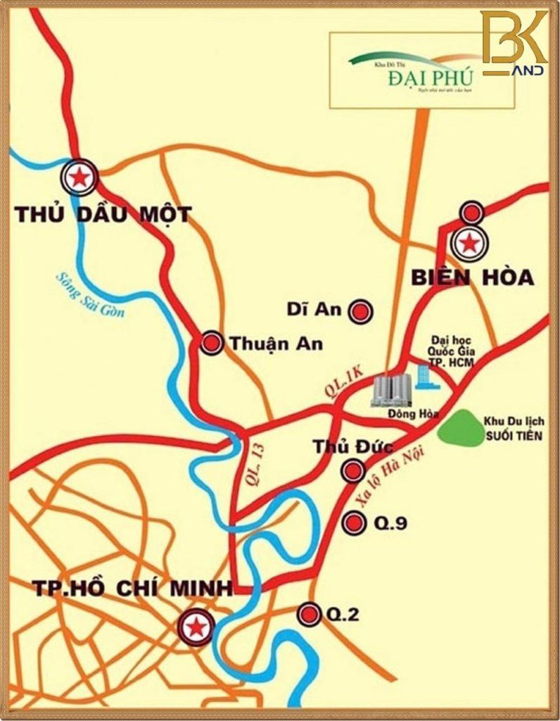 Dự Án Căn Hộ Đại Phú Hưng Thịnh 2