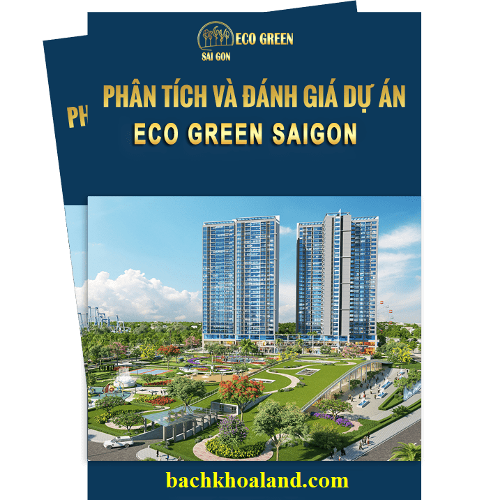Dự án Căn Hộ Eco Green Sài Gòn Quận 7 5