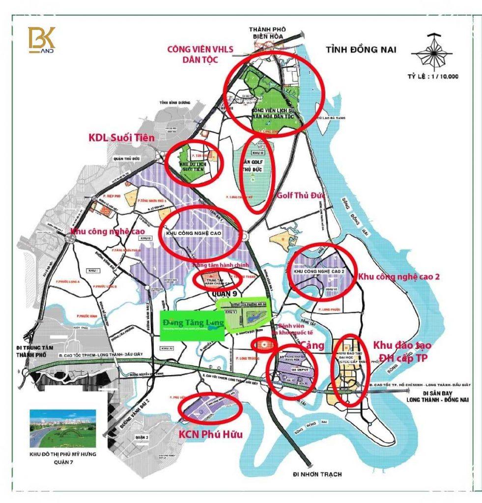 #1 Dự án Đông Tăng Long Quận 9 | Nhận ký gởi và sang nhượng 6