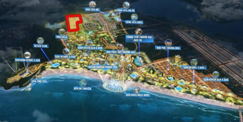 Kết hợp bất động sản nghỉ dưỡng KN Paradise và CASINO 2 tỷ USD 3