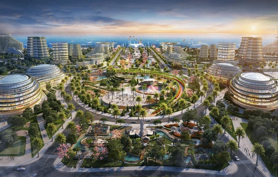 Kết hợp bất động sản nghỉ dưỡng KN Paradise và CASINO 2 tỷ USD 4