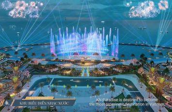 Kết hợp bất động sản nghỉ dưỡng KN Paradise và CASINO 2 tỷ USD 1
