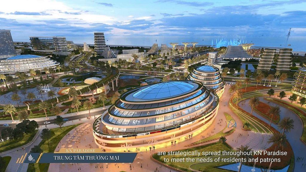 Kết hợp bất động sản nghỉ dưỡng KN Paradise và CASINO 2 tỷ USD 2