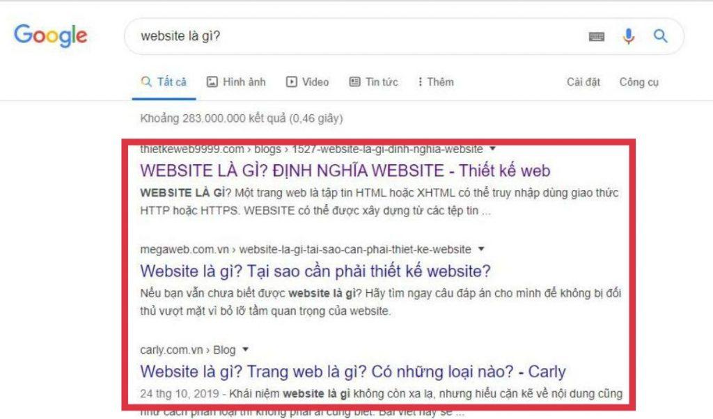 Website là gì? Làm sao để sở hữu một Website? 1