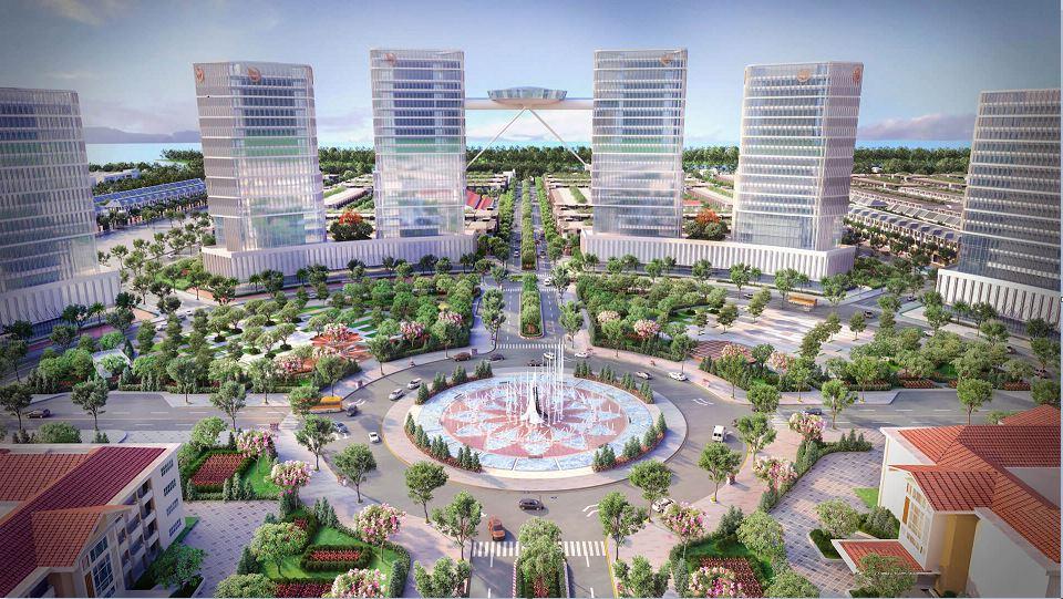 Thiết kế xây dựng tự do tại dự án Stella Mega City 6
