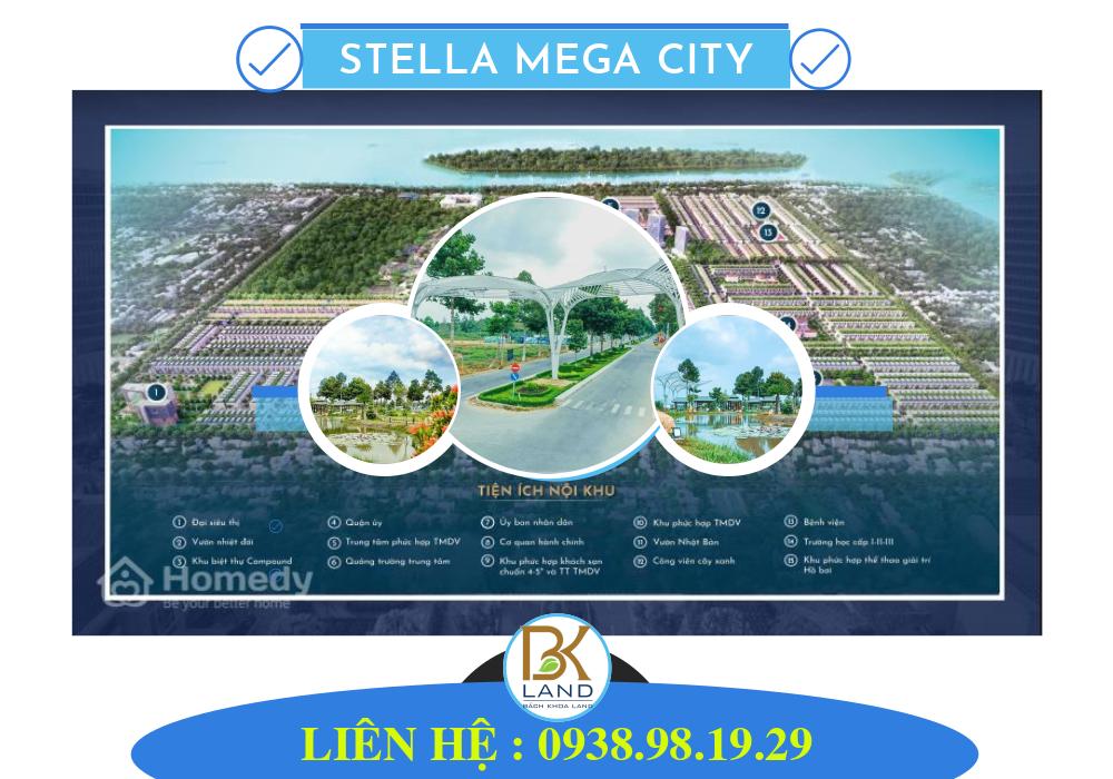 Thông báo tiến trình phân phối giỏ hàng Stella Mega City 1
