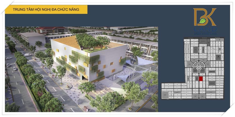 Thiết kế xây dựng tự do tại dự án Stella Mega City 5