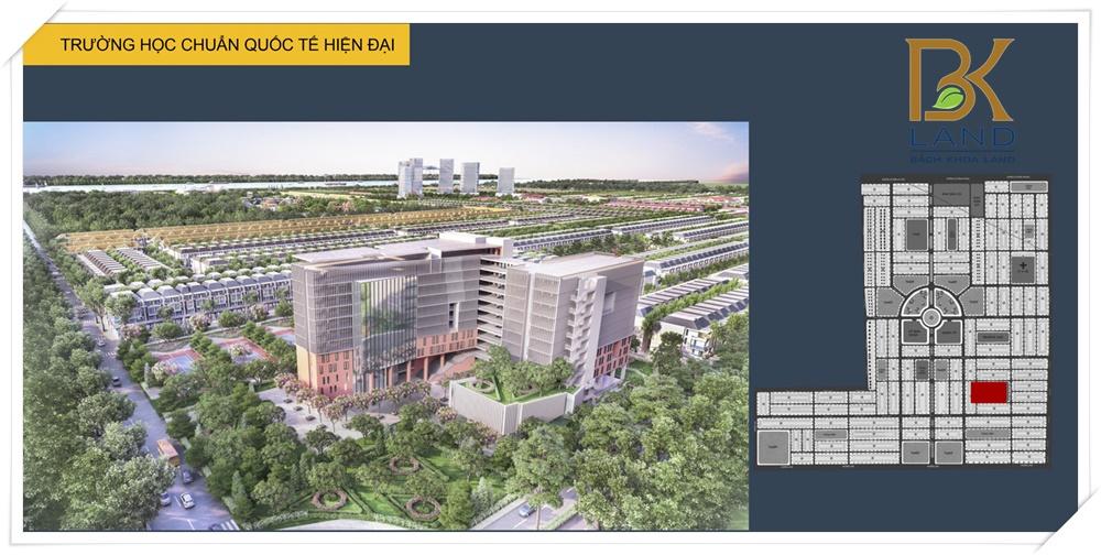 Thiết kế xây dựng tự do tại dự án Stella Mega City 3