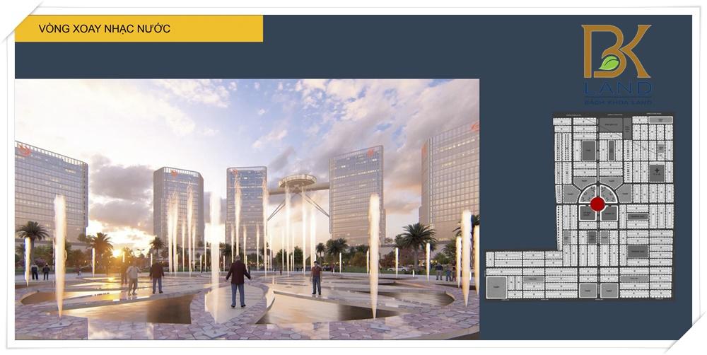 Thiết kế xây dựng tự do tại dự án Stella Mega City 2