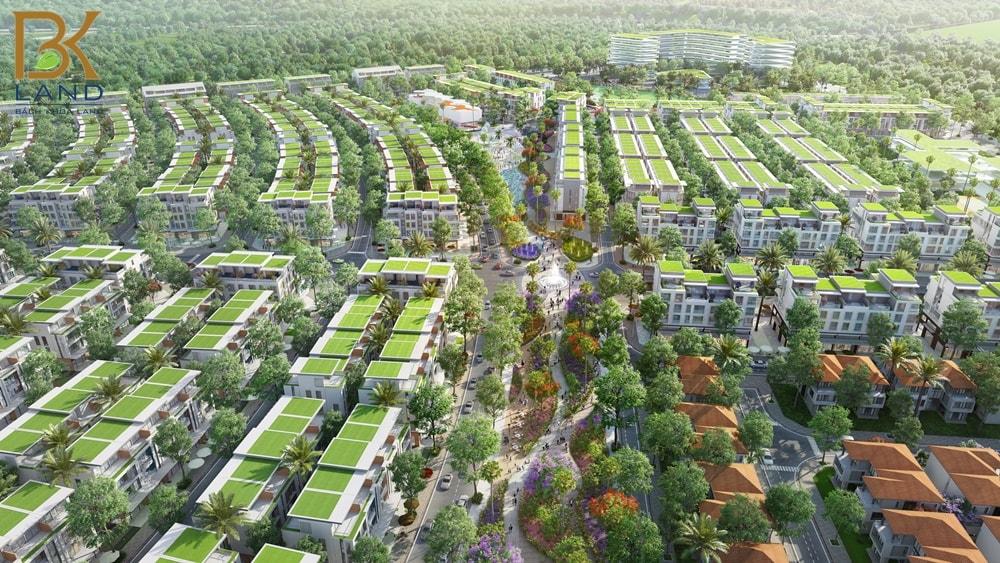 Dự án MeyHomes Capital Phú Quốc 11