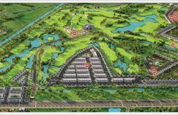Dự Án Biệt Thự West Lakes Golf & Villas Long An | BachKhoaLand.Com 13