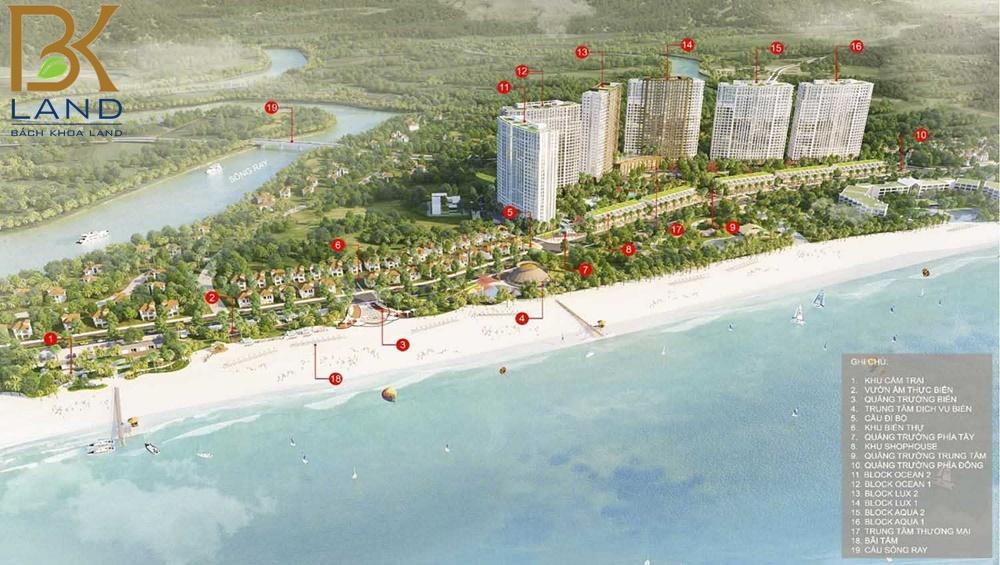 Dự án căn hộ Hồ Tràm Complex Bà Rịa Vũng Tàu 2