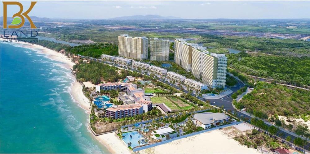 Dự án căn hộ Hồ Tràm Complex Bà Rịa Vũng Tàu 1