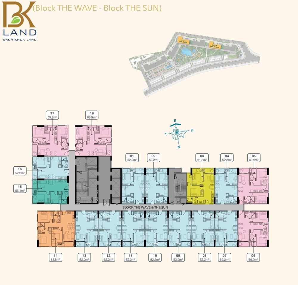 Dự án căn hộ Hồ Tràm Complex Bà Rịa Vũng Tàu 12