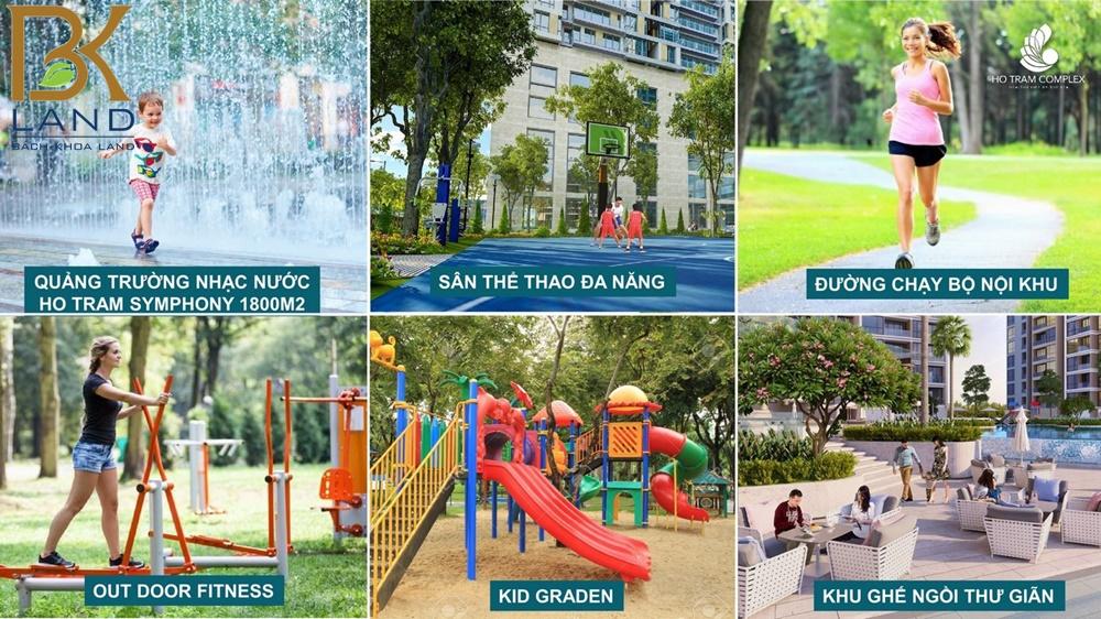 Dự án căn hộ Hồ Tràm Complex Bà Rịa Vũng Tàu 6