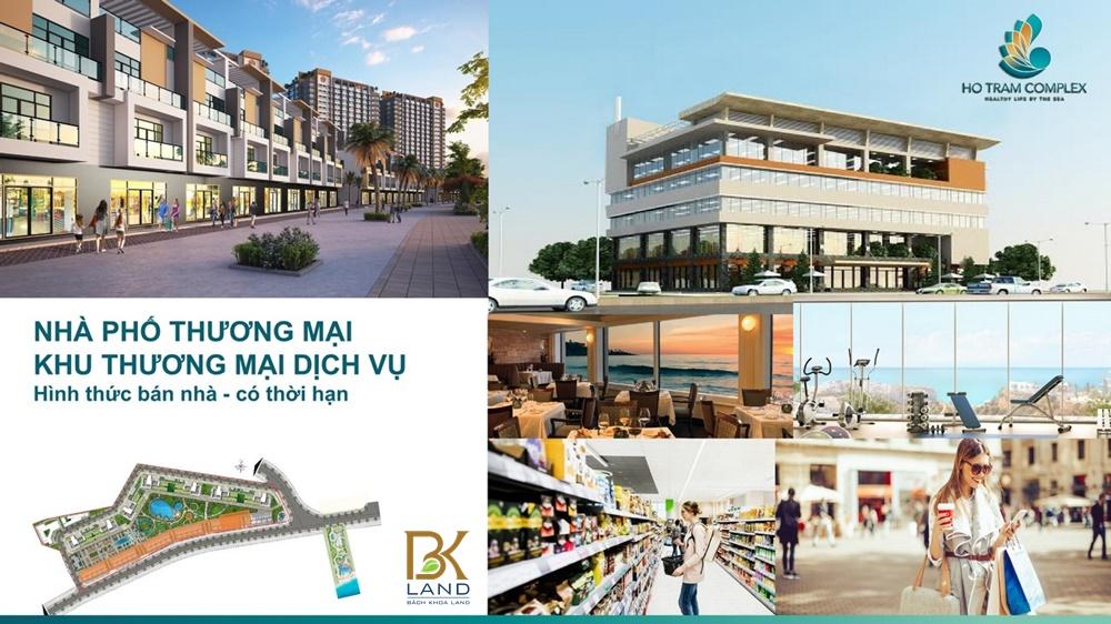 Dự án căn hộ Hồ Tràm Complex Bà Rịa Vũng Tàu 7
