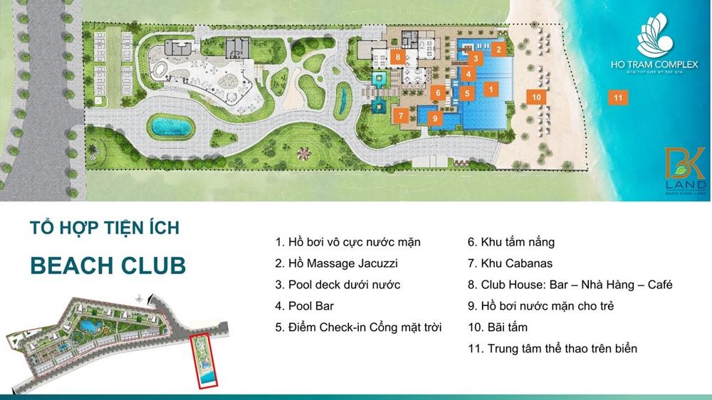 Dự án căn hộ Hồ Tràm Complex Bà Rịa Vũng Tàu 9