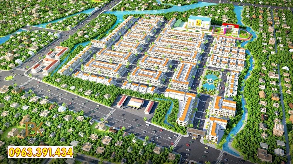 Dự án bất động sản Long An 6