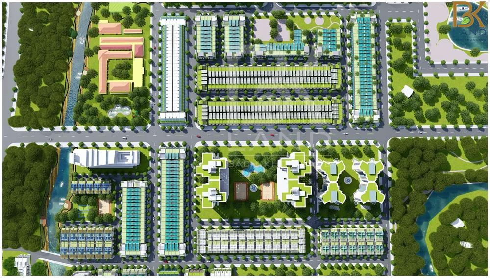 Dự án Đào Sư Tích Residence 16