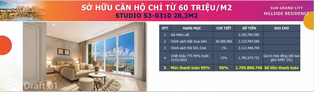 Dự án căn hộ HillSide Residence Phú Quốc - Sun Grand City Địa Trung Hải 24