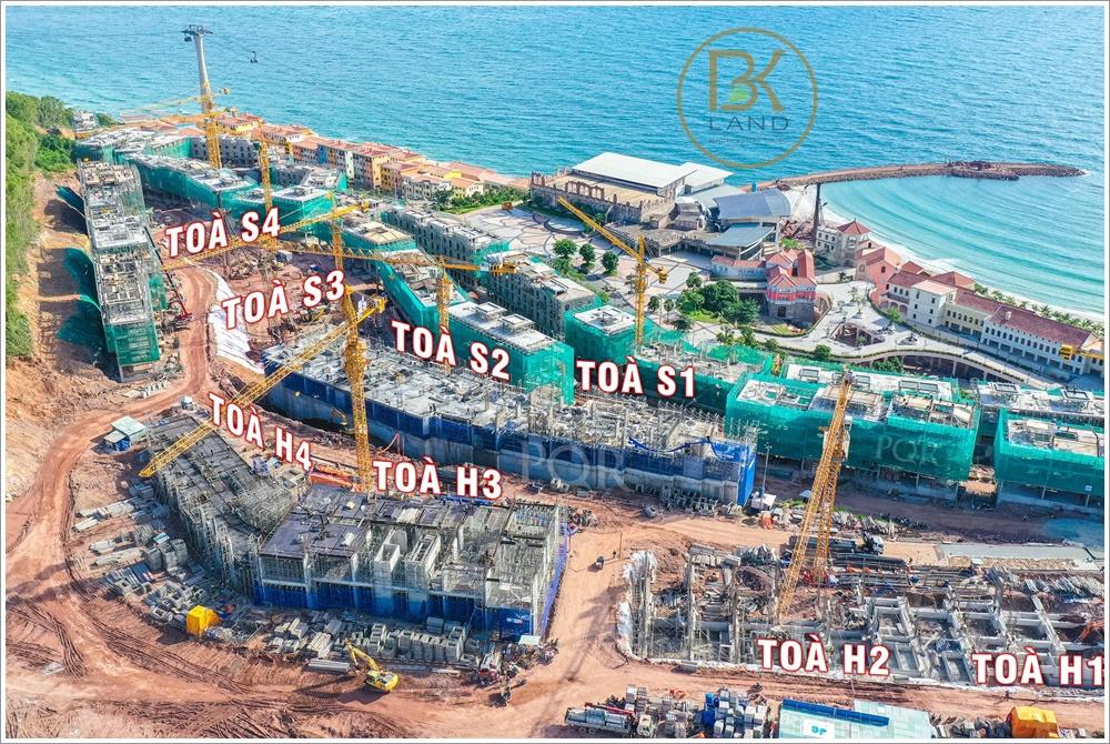 Cập nhật tiến độ dự án HillSide Phú Quốc ngày 17/08/2021 3