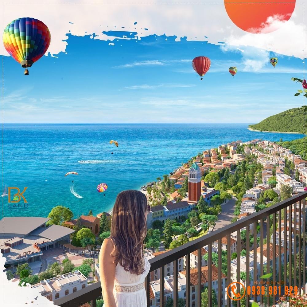 Dự án căn hộ HillSide Residence Phú Quốc - Sun Grand City Địa Trung Hải 9