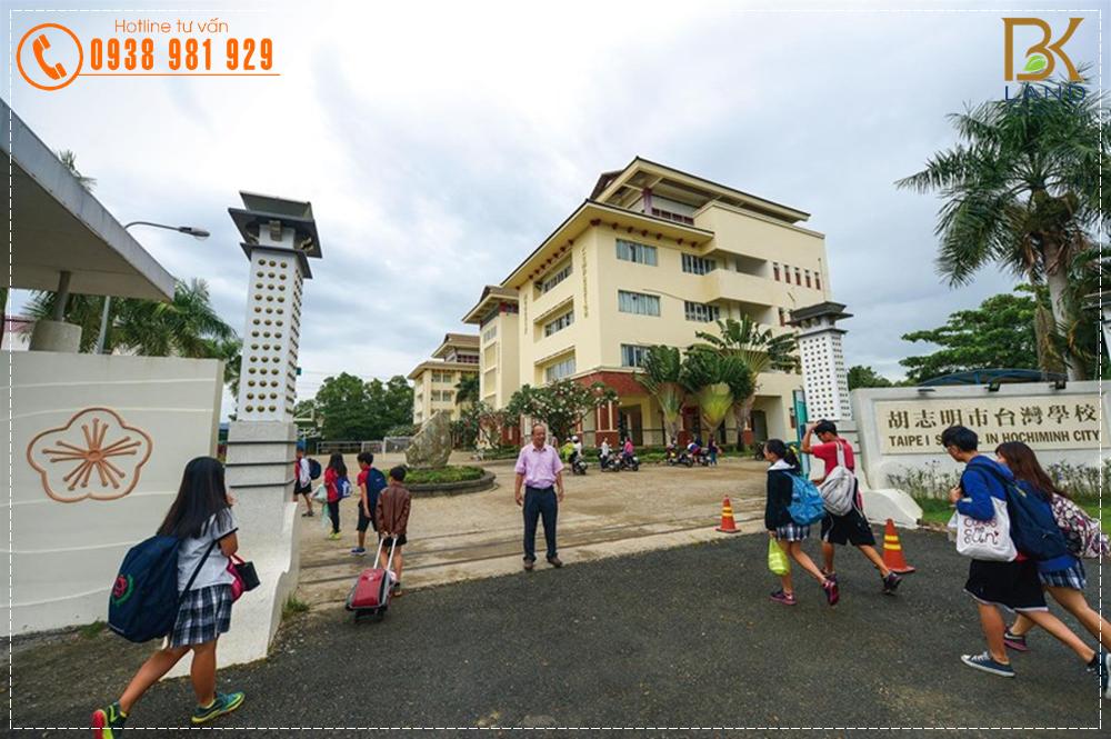Trường Đài Bắc Phú Mỹ Hưng Quận 7 ở đâu ? 1