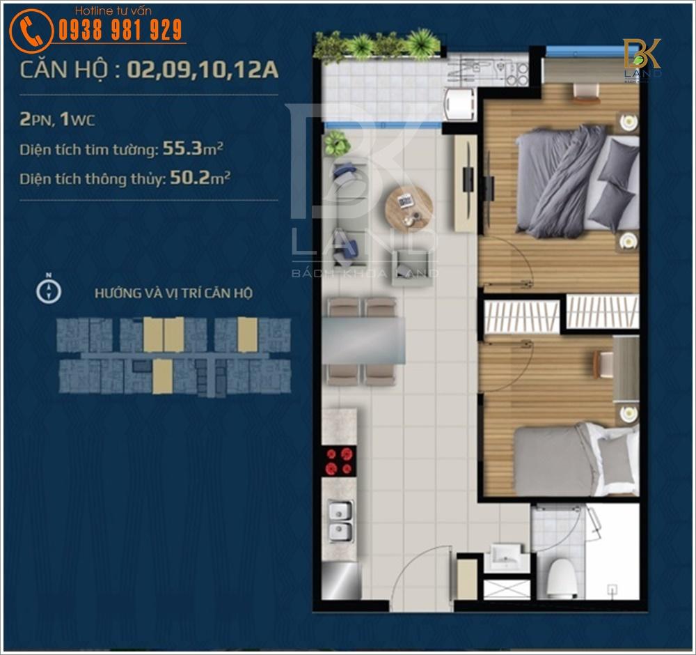 Dự án căn hộ River Panorama Quận 7 10