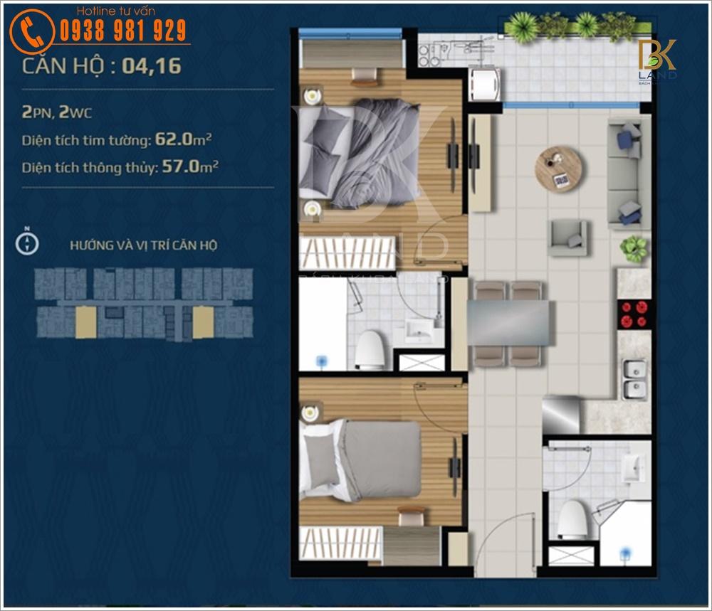 Dự án căn hộ River Panorama Quận 7 11