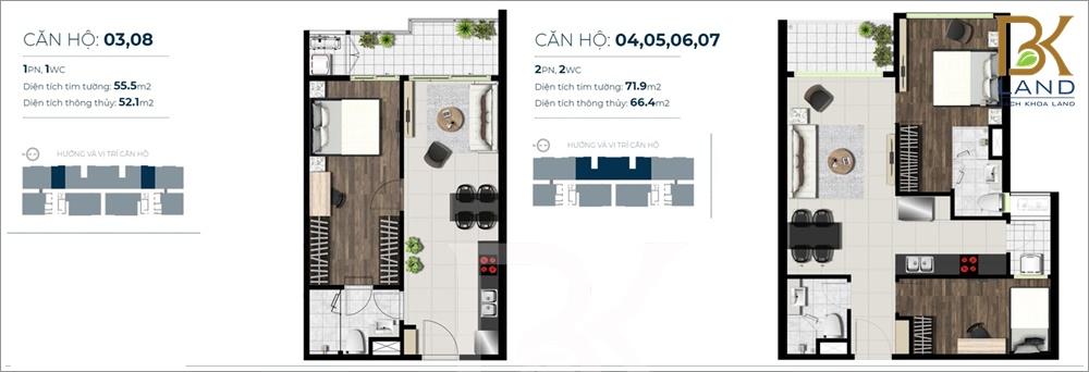Dự án căn hộ Sky 89 Quận 7 15