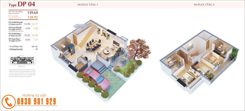 Dự án căn hộ The Ascentia Quận 7 Phú Mỹ Hưng 7