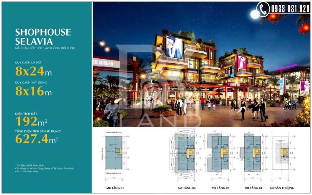 Dự án khu phức hợp SELAVIA Phú Quốc   Chính Sách & Bảng Giá 7