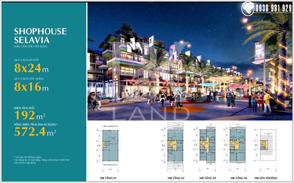 Dự án khu phức hợp SELAVIA Phú Quốc   Chính Sách & Bảng Giá 6