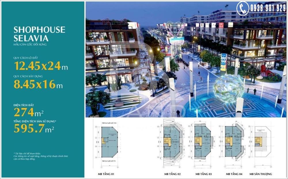 Dự án khu phức hợp SELAVIA Phú Quốc | Chính Sách & Bảng Giá 5