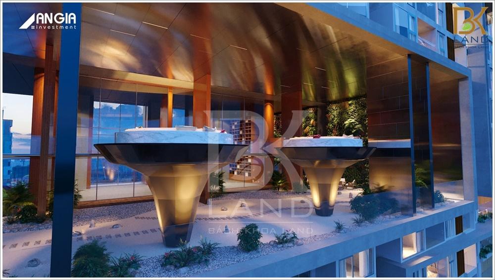 Dự án căn hộ Sky 89 Quận 7 8