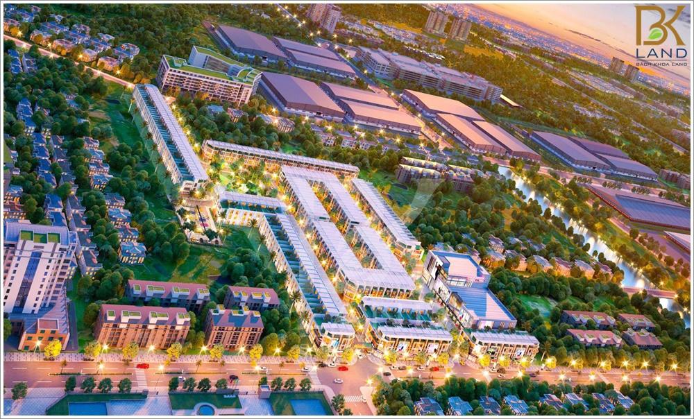 Dự án đất nền Felicia City Bình Phước 9