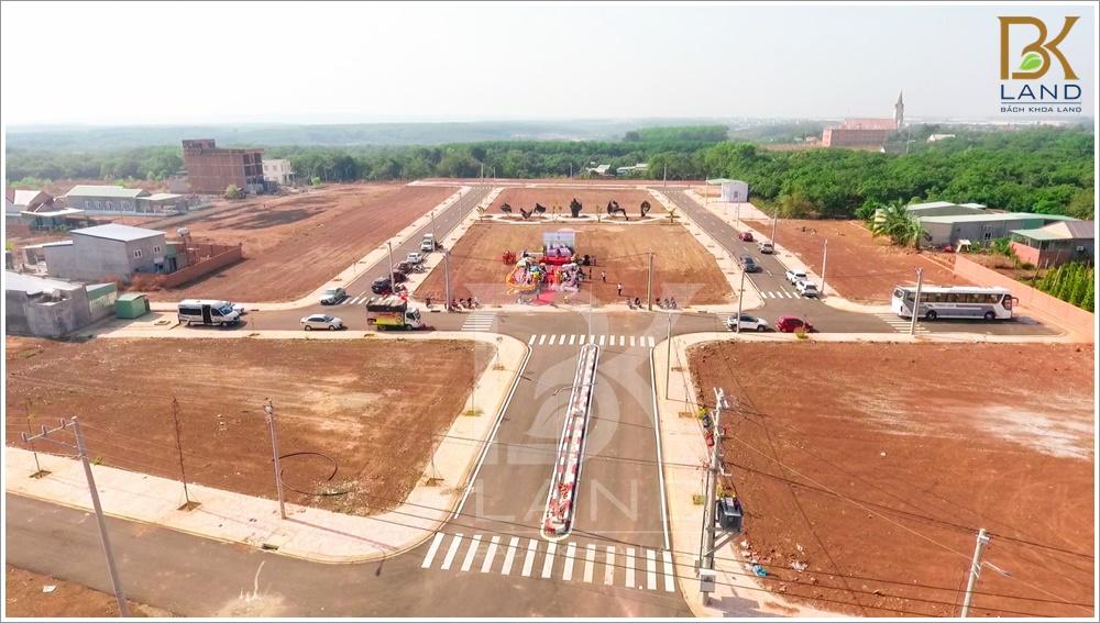 Dự án đất nền khu dân cư T - Land Tiến Hưng Đồng Xoài 3