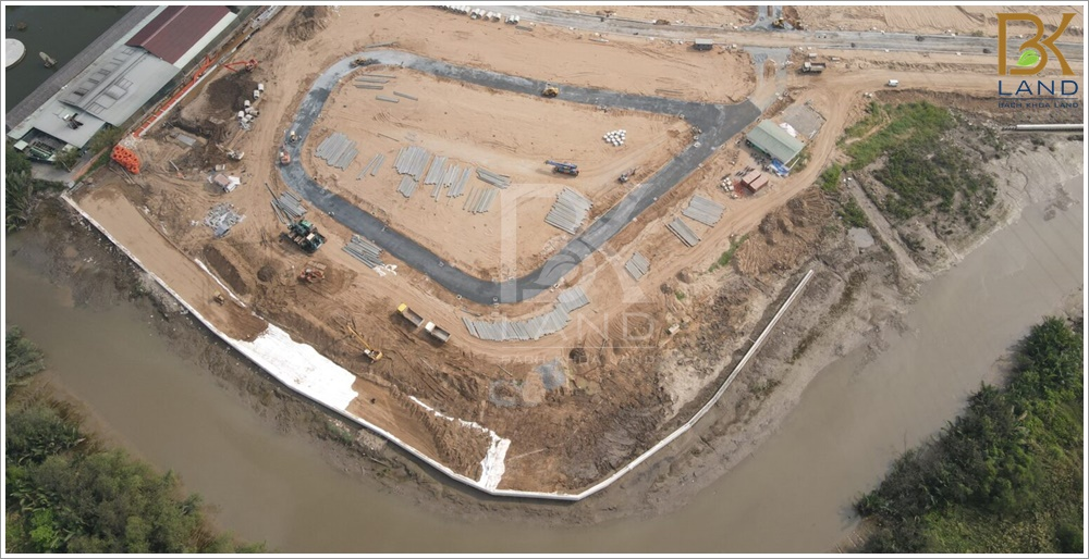 Dự án căn hộ Zeit XII River County Nhà Bè 4