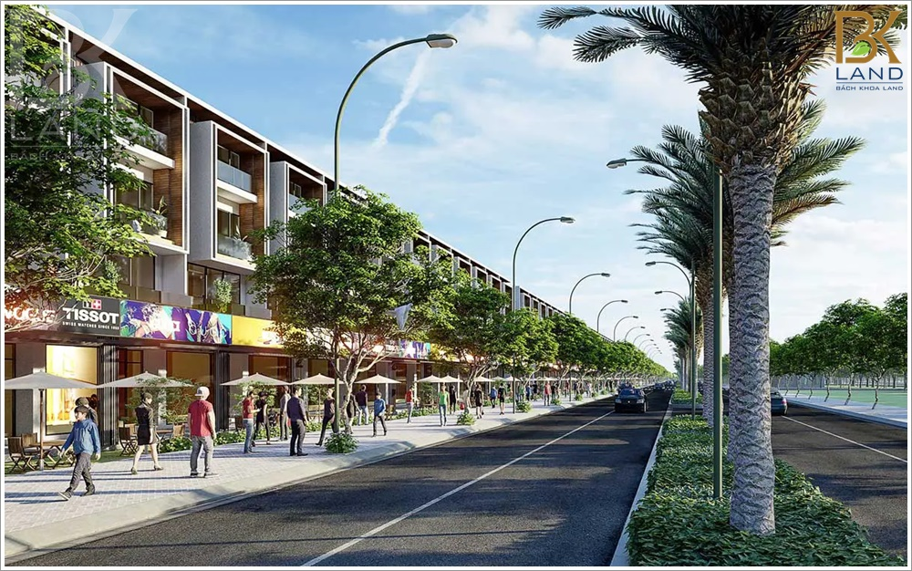Dự án Cồn Khương Diamond City Cần Thơ 4