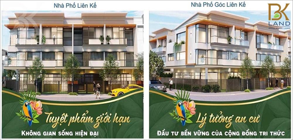 Dự án khu đô thị Elite Life Cần Giuộc Long An 1