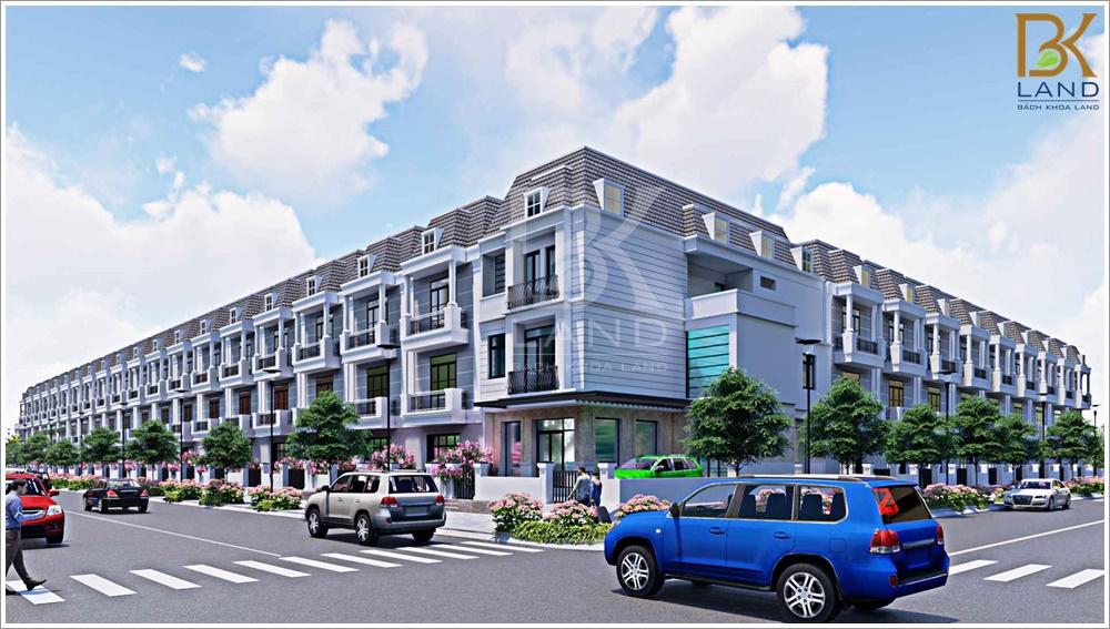 Dự án khu dân cư Tân Phước Center Đồng Phú Bình Phước 1