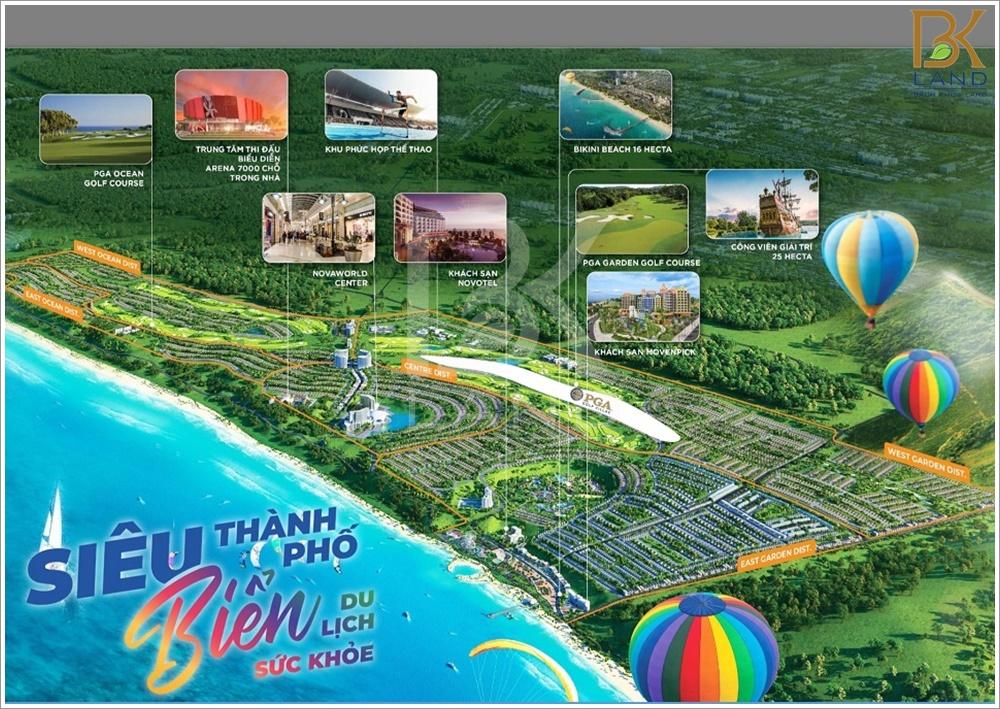 Dự án bất động sản Bình Thuận 3