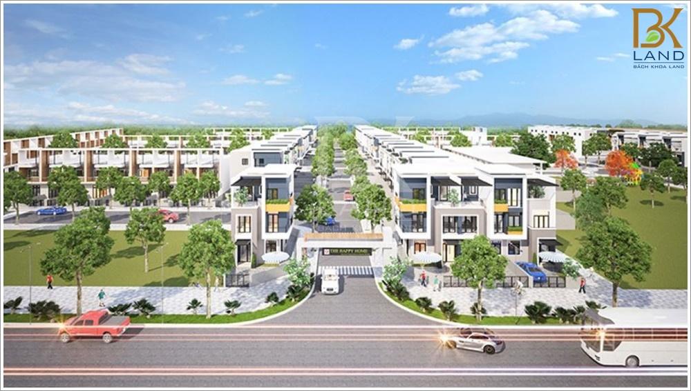 Dự án đất nền The Happy Home Đồng Xoài Bình Phước 1