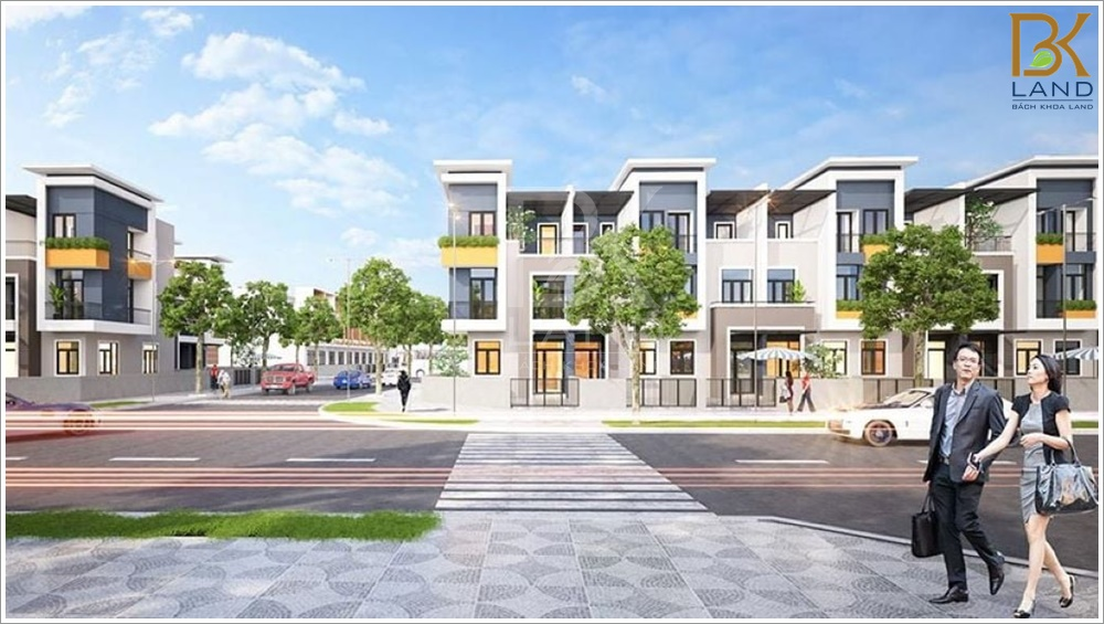 Dự án đất nền The Happy Home Đồng Xoài Bình Phước 2