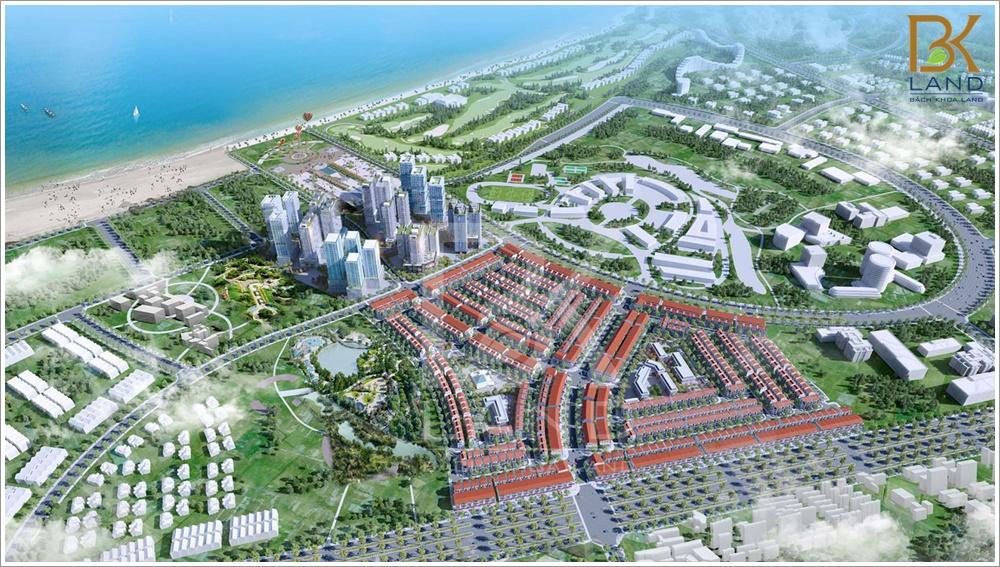 Dự án bất động sản Bình Định 1