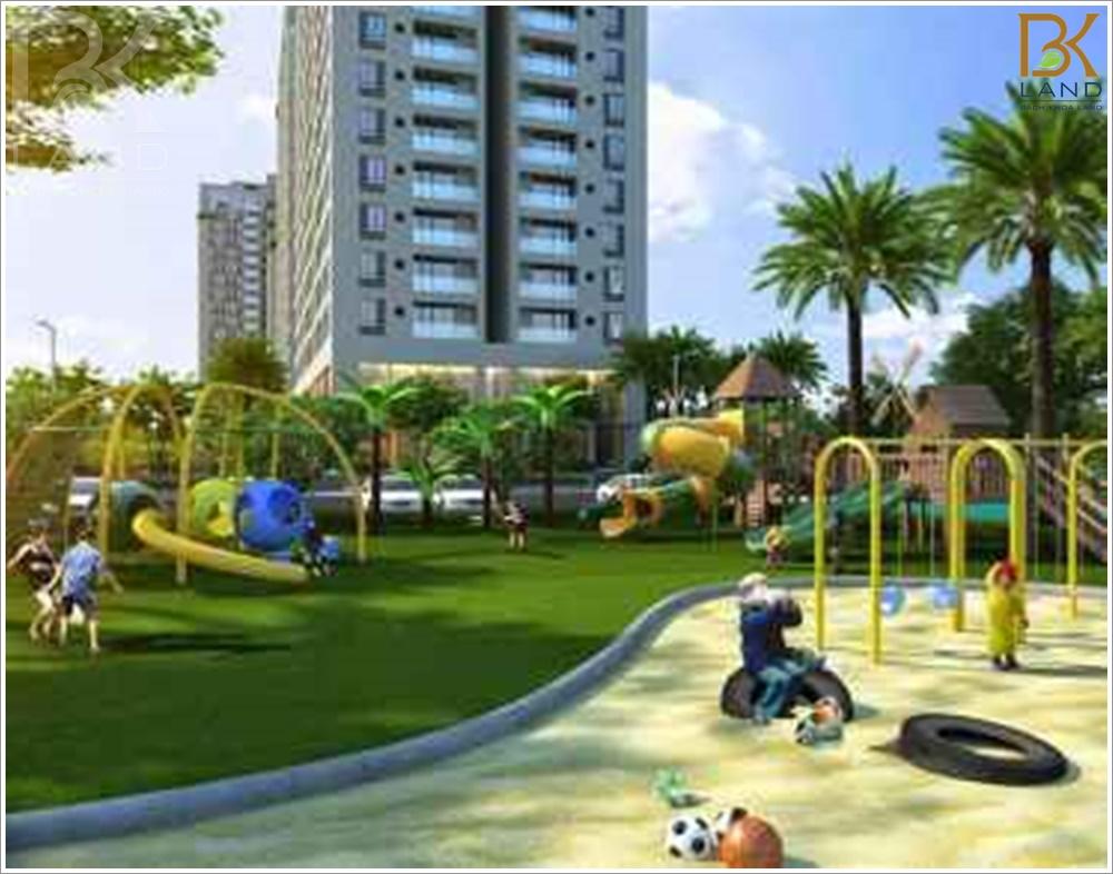 Dự án căn hộ Park Vista Nhà Bè 2