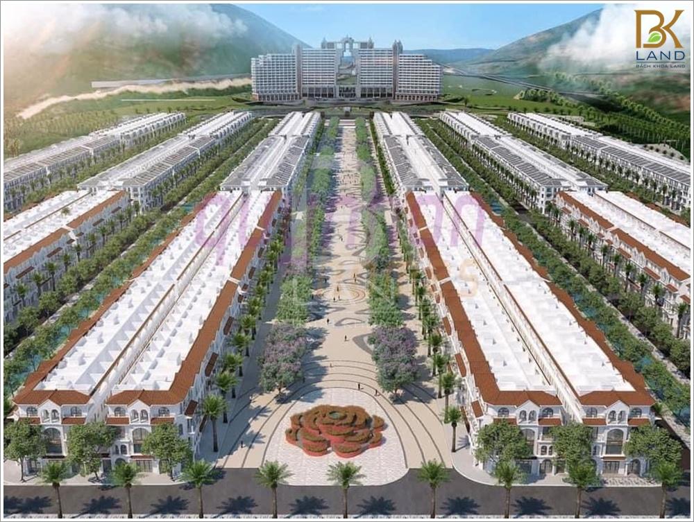 Căn hộ Takashi Ocean Suite   Khu đô thị Nhơn Hội New City 10
