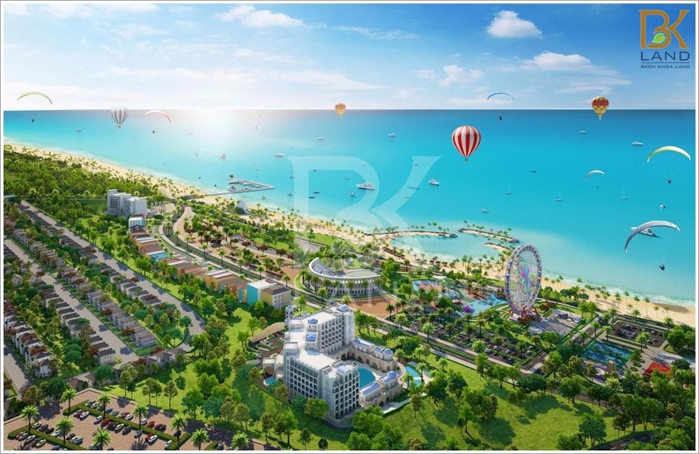 Căn hộ Takashi Ocean Suite | Khu đô thị Nhơn Hội New City 8