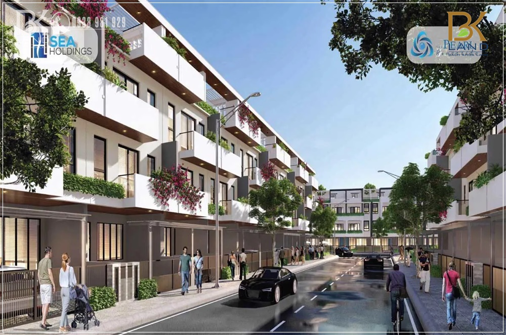 Dự án bất động sản Long An 22