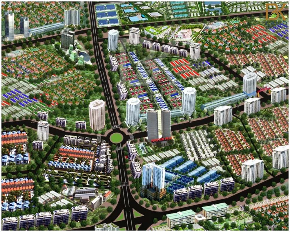 Dự án bất động sản Long An 20